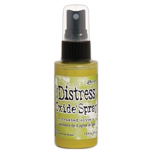 Tim Holtz Distress Oxide Sprays - Crushed Olive