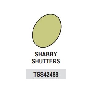 Distress Spray Stain - Shabby Shutters
