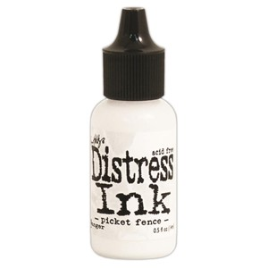 Distress Picket Fence Ink Re-Inker