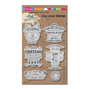 AS CLING SHABBY CHIC SET