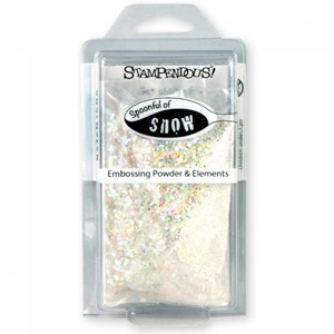 SPOONFUL SNOW EMB PLUS KIT
