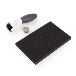 Accessory - Die Brush W  magnetic pick up tool & Foam Pad