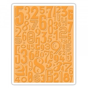 TFEF Numeric by Tim Holtz - mar.17