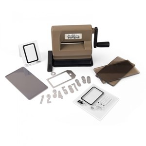 Sizzix Sidekick Starter Kit (Brown & Black) featuring Tim Ho