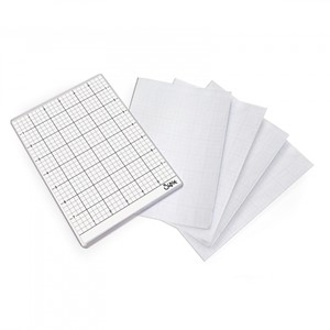 Tim Holtz Sizzix STICKY GRID SHEETS