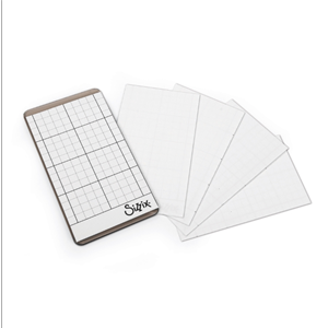 Tim Holtz Sizzix STICKY GRID SHEETS Sidekick
