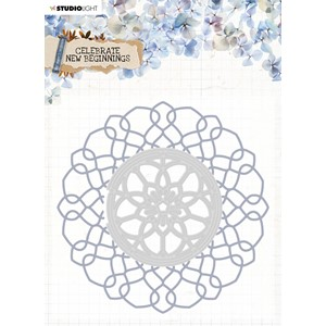 SL Emb. Folder & Cutting Die Celebrate new beginnings 150x15