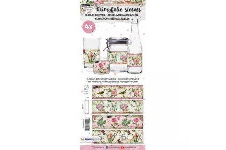 Studio Light Shrink Sleeves - Romantic Botanic 14