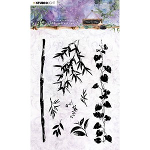 Jenines Mindful Art Clear Stamp Time to Relax 105x148mm nr.1
