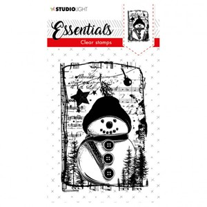 Studio Light - Clear stamp A7 Essentials nr.466