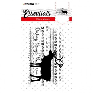 Studio Light - Clear stamp A7 Essentials nr.467