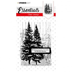 Studio Light - Clear stamp A7 Essentials nr.471