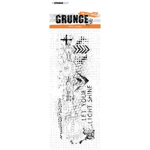 SL Clear Stamp Grunge Collection 74x210mm nr.494