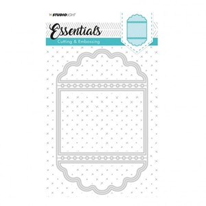 Studio Light embossing die cut Essentials nr.115
