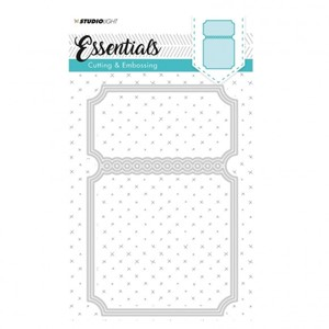 Studio Light embossing die cut Essentials nr.116