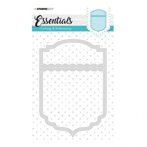 Studio Light embossing die cut Essentials nr.118