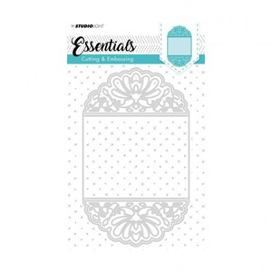 Studio Light - Embossing die cut A6 Essentials nr.196