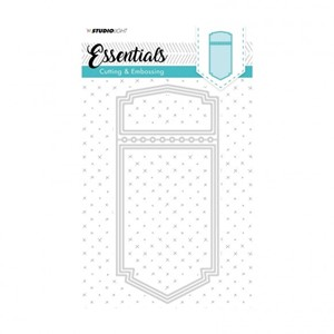 Studio Light - Embossing die cut A6 Essentials nr.199