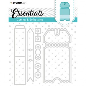 Studio Light - Embossing die cut Essentials nr.276