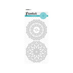 SL Cutting Die Mandala Essentials 106x213mm nr.385