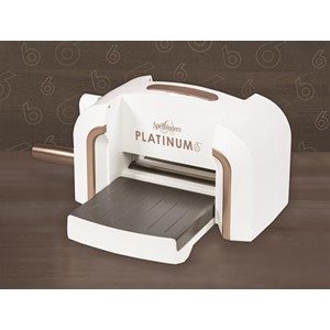 Platinum 6.0 - Cutting & embossing machine