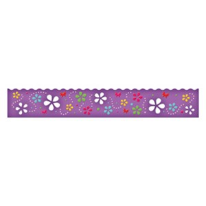Grand 12 Flower Whimsy Border
