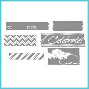 Tape It - CELEBRA'TIONS STAMP