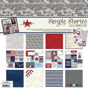 """""12x12"""""""""""""""" - Hero Simple Set Collection Kit"""""