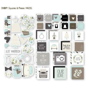 SN@P! Sets -  Wedding SN@P! Insta Squares & Pieces