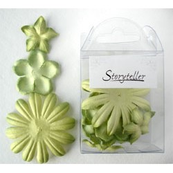 Blomstermix, lime