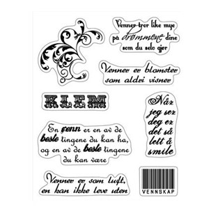 Clearstamps - venner
