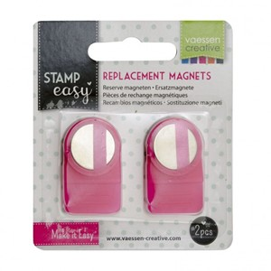 Vaessen Creative magnets replacement x2
