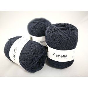 Capella garn No.7/2, col. 470, Denim