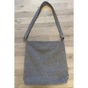 Shopper V2 bag in TASK Cathe light grey