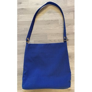Shopper V2 bag in Milano Blue
