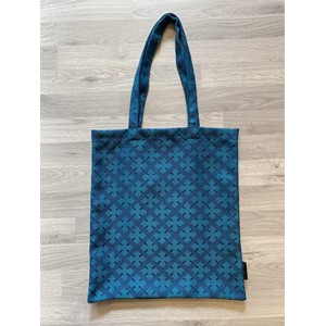 Totebag with pocket in Belize col. 03104