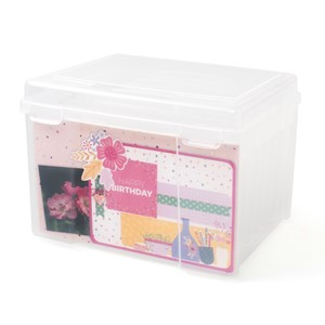 Craft Storage Bins - File Organizer - 11x9x8 - Feb.18