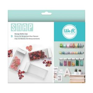 Bottle Clips - We R - Snap Storage - Bottles 3 Piece