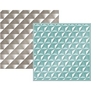 Next Level 3D Embossing Folders - We R - Geometric