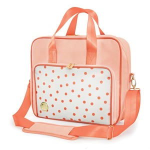 WR Craft ShldrBag Dot Blush