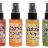 Distress Oxide Spray!